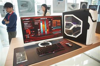 更多的面板制造商正在关注利润丰厚的游戏显示器市场