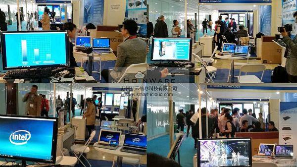 HoinWare多款交互软件亮相2018北京InfoComm