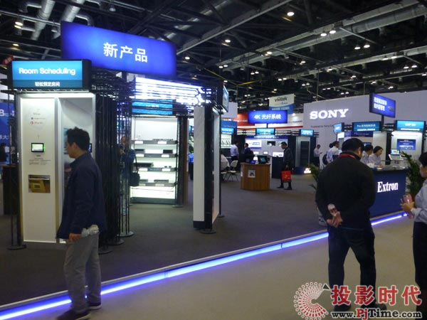 Infocomm China 2018:Extron新品回顾