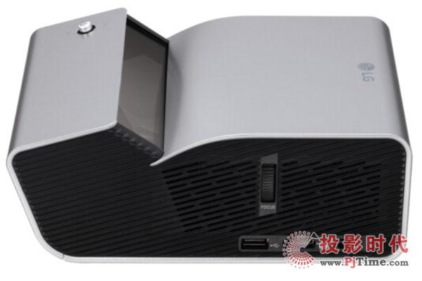 LG家用短焦投影机PH450UG-GL