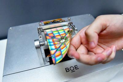 里昂证券:京东方成都6代柔性OLED产线产能超60%