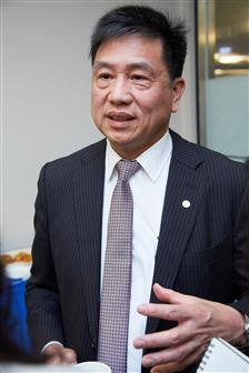 友达光电董事长兼首席执行官彭双浪