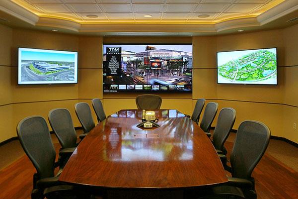 创建理想会议室布局的三大要素