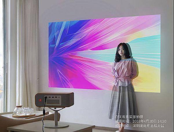 神画Q1发布,将成3000元档智能投影仪领跑者!