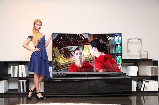 无所争 自有声 TCL X5原色量子点电视论道新精英生活