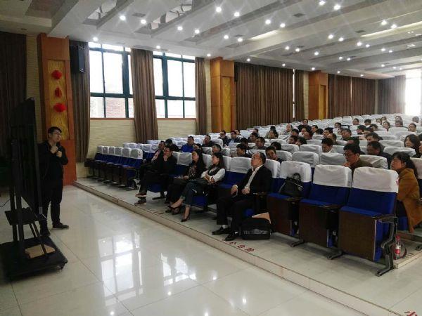 希沃培训|希沃信鸽受南昌教育管理者青睐