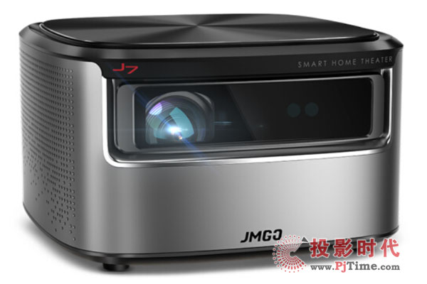 坚果J7真高清1080P旗舰高亮智能投影机