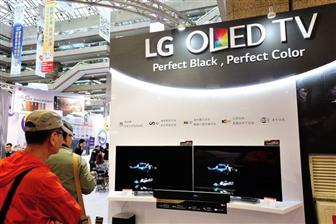 LG目前占全球OLED电视市场的70%