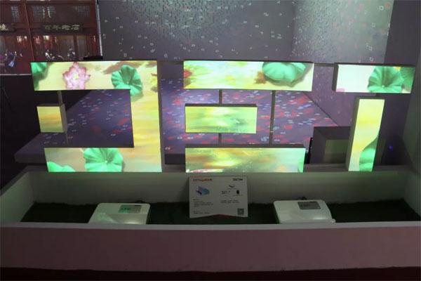 激光投影机DET-C6