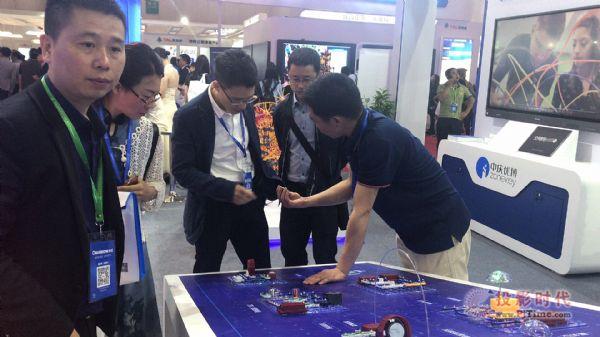 第74届教育装备展,中庆智课引领录播潮流
