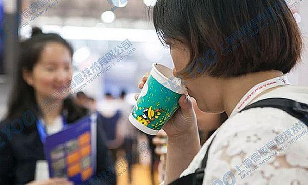 CVS上海国际自助展,信颐展位人气火爆