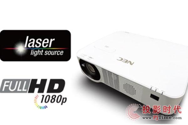 NEC推激光教育长焦投影机CE5500HL
