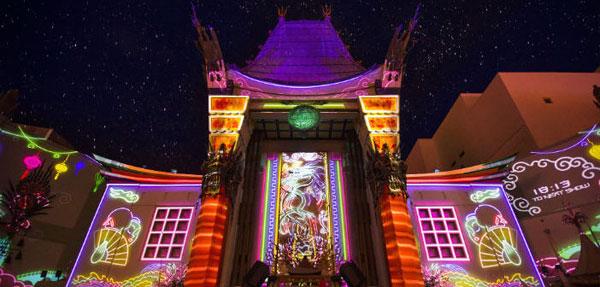 科视打造TCL中国剧院永久性3D投影秀