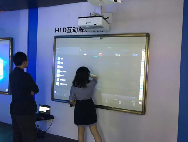 "BOXLIGHT宝视来用""市场就绪"",撬动中国教育显示"