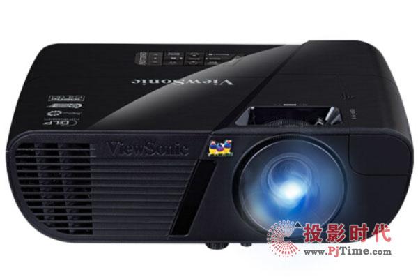 优派PJD7720HD家用投影机
