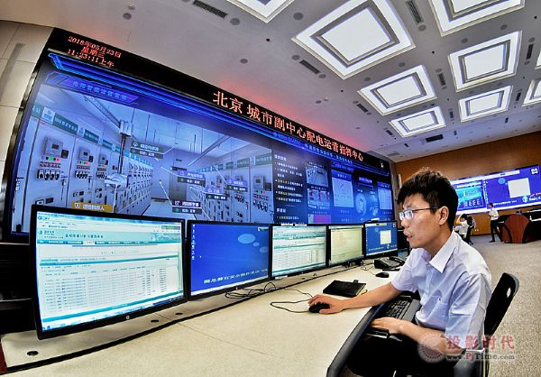 我国最先进智能城市配电网采用威创软硬件整体解决方案