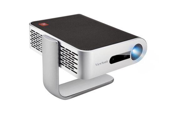 畅享360度自由旋转,ViewSonic优派推出新款M1便携投影机