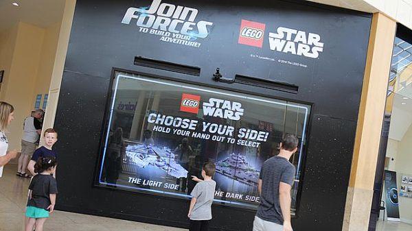乐高英国推出星球大战主题广告