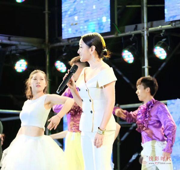 JTS助阵云台山风景区首届梅山斗牛文化节