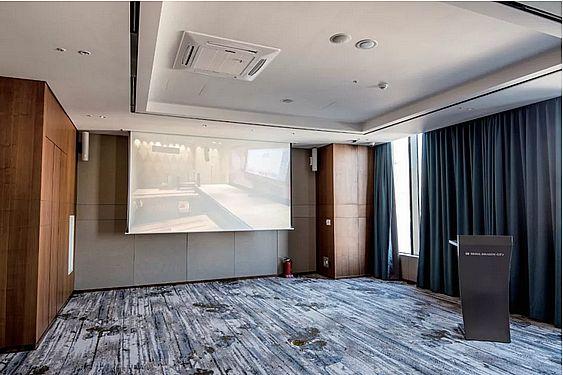 哈曼专业音频解决方案落户首尔龙城酒店