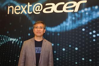 宏基数字显示业务部总经理Victor Chien