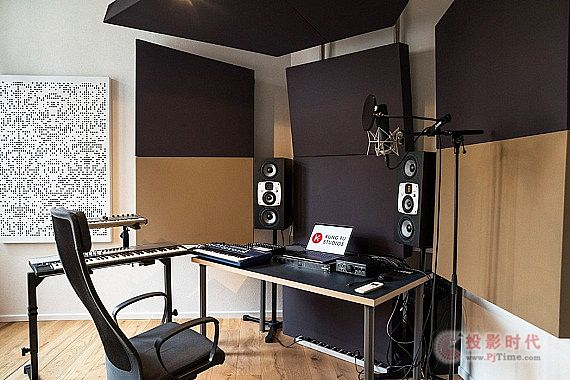 EVE Audio探访超奢华Kung Fu Studio录音棚