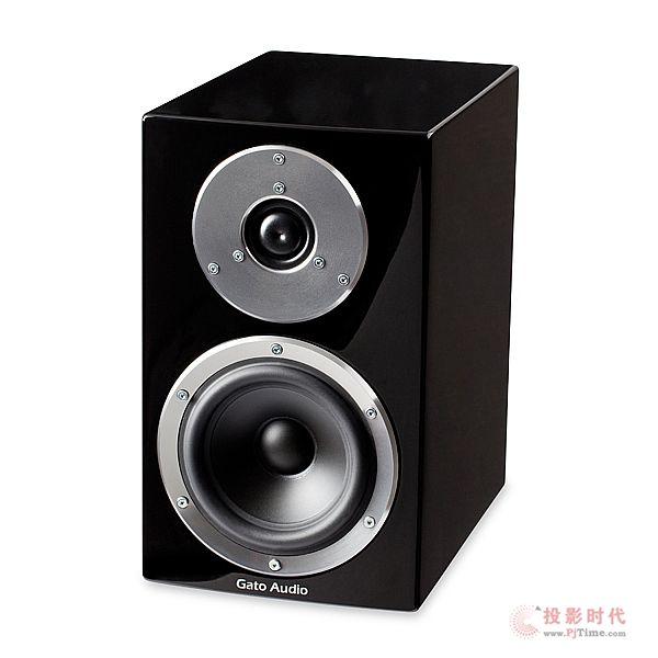 性能强悍!Gato Audio FM-8书架喇叭