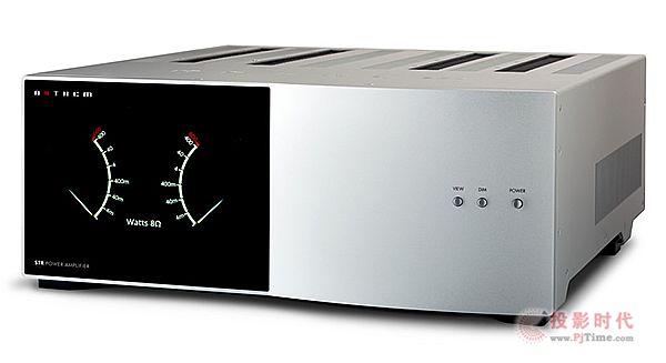 加拿大制造:Anthem STR Power Amplifier后级