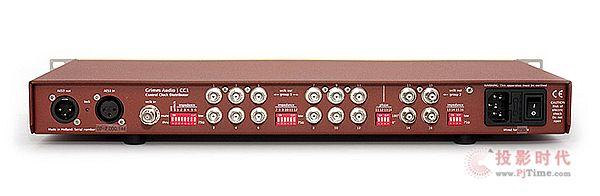 号称全球最精准:Grimm Audio数位主时钟