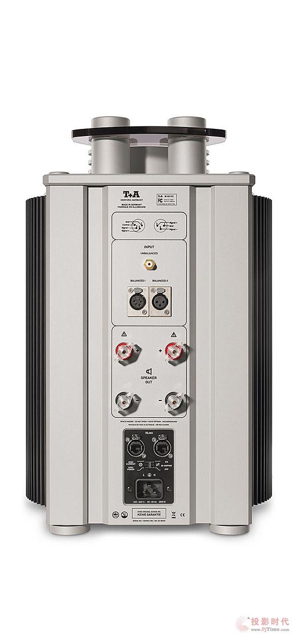 纪念机种:T+A M40 HV单声道后级