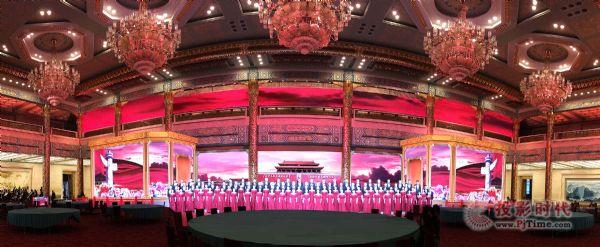 SE M-F3A唱响人民大会堂金色大厅