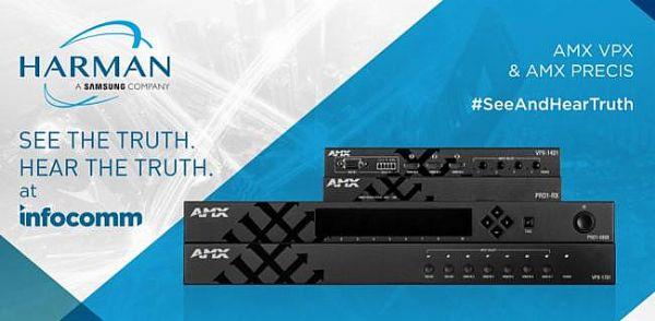 AMX推出VPX系列演示切换器:小小身材,大大能量