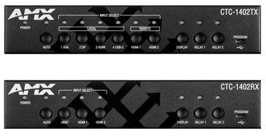 AMX CT系列- 最新套装全面提升会议演示Level!