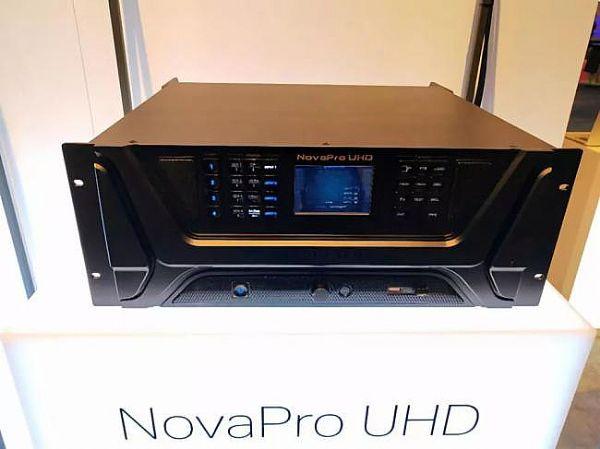 Nova优质LED控制产品惊艳亮相美国Infocomm