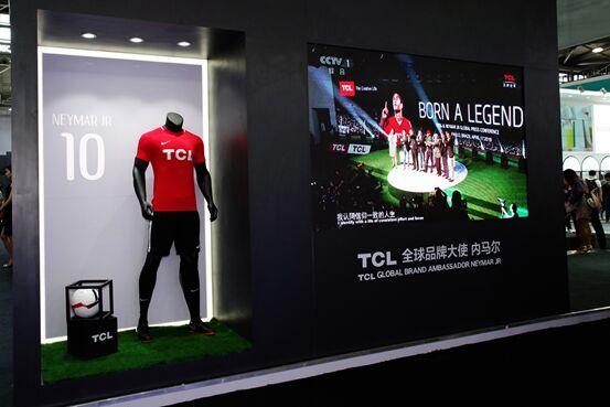 """智能制造推动行业""""脱胎换骨"""",TCL电视亮相2018亚洲CES消费电子展"""