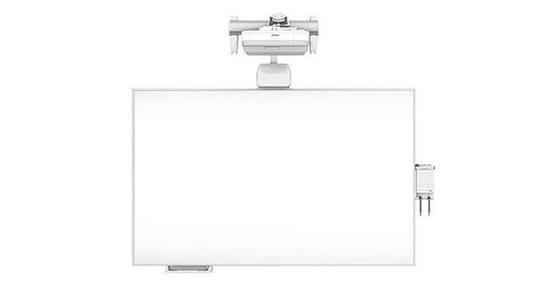 爱普生推出用于BrightLink Pro的一体式白板和壁挂系统