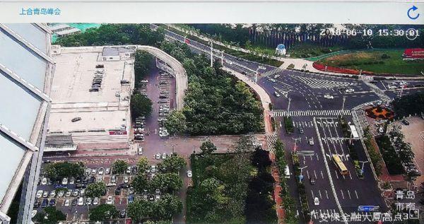 华平4G图传系统服务青岛上合峰会