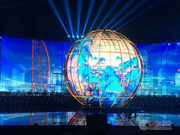 """上合峰会,国星LED显示器件出色完成此次""""亮丽""""任务"""