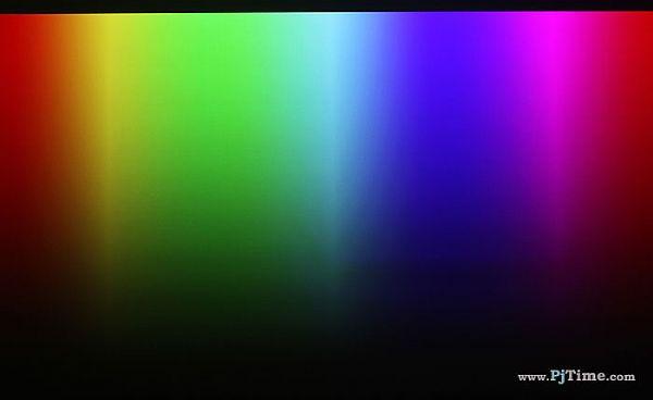 极米无屏电视H2_性能测试