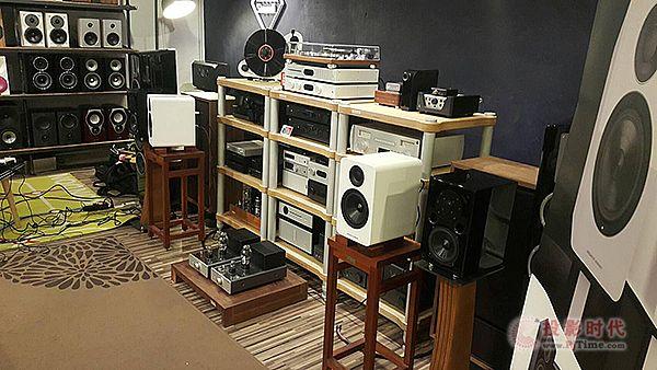荒岛唱片MMO x AE1 Active主动喇叭