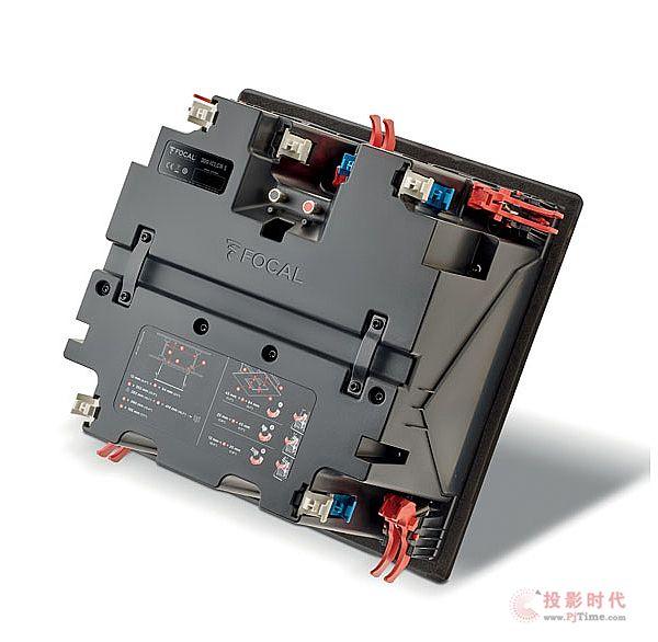 角度可调:Focal IC300LCR5嵌入式喇叭