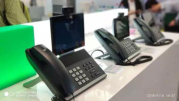 亿联网络T5系列智能安卓话机