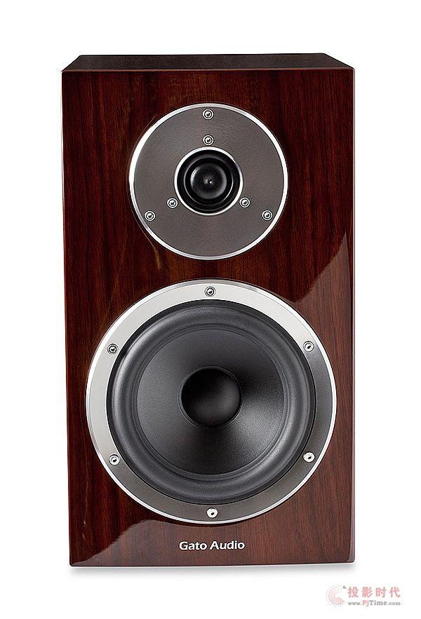 音色可调:Gato Audio FM-15书架喇叭