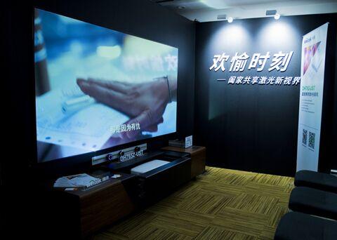 4K激光GOAL精彩 Vivitek(丽讯)CIT2018打造光影V视界