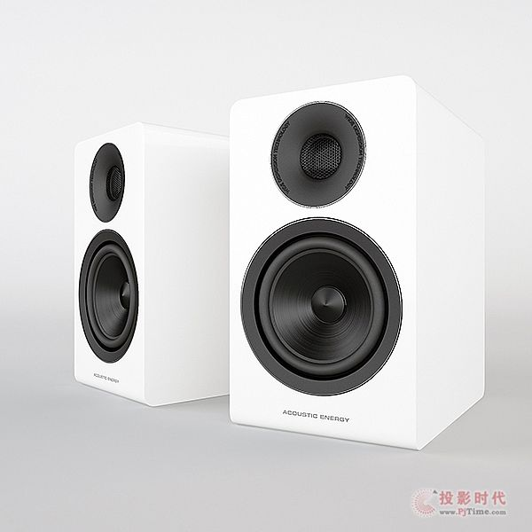 全新设计:Acoustic Energy AE300书架喇叭