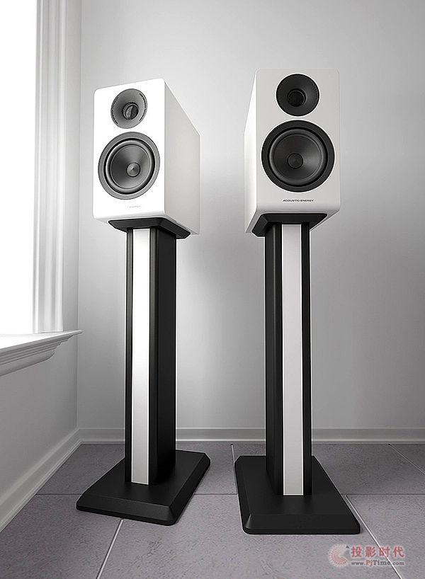 全新设计:Acoustic Energy AE300书架喇叭