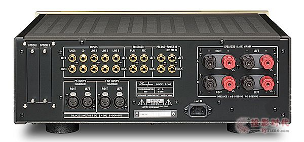 功能超完整:Accuphase E-360综合扩大机