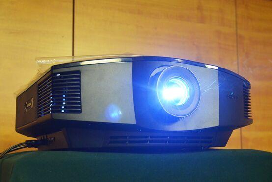 索尼VPL-HW69/HW49闪耀HAVE影音展,7月全面供货
