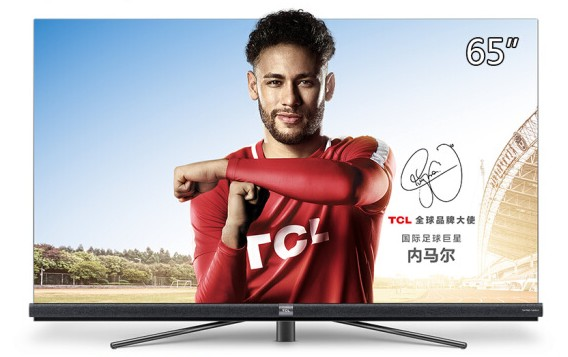65寸TCL无边框全面屏电视65Q2
