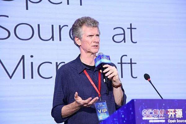 Microsoft Principal Program Manager Stephen R. Walli